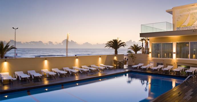 Dom Jose Beach Hotel Quarteira Algarve