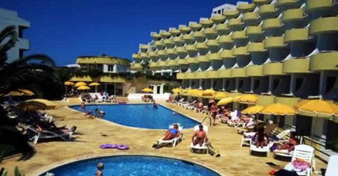 Luna Clube Oceano Hotel Algarve Golf Holidays