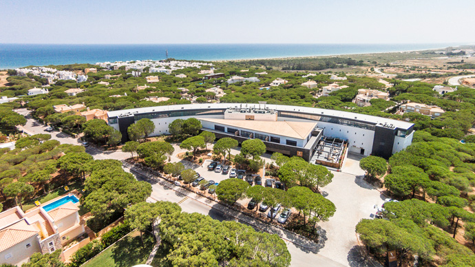 Praia Verde Boutique Hotel - 3 Nights BB & 2 Days Unlimited Golf
