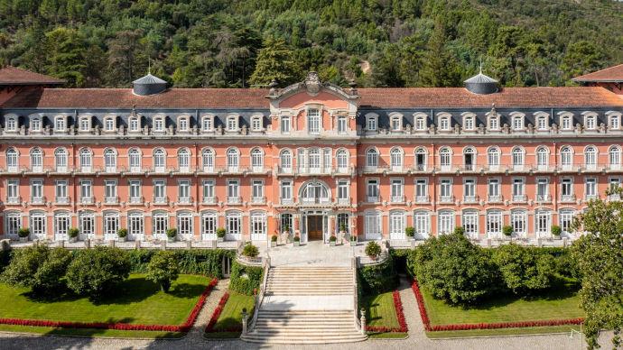 Tee Times Portugal Golf - Vidago Palace Hotel Golf