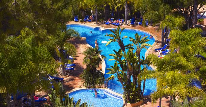 Ria Park Garden Hotel Hotel Algarve Golf Holidays
