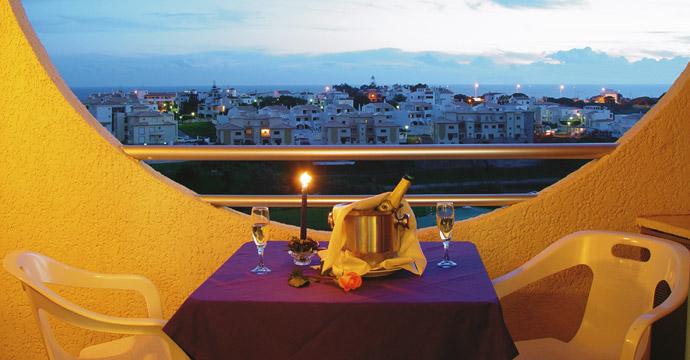 Hotel Para 237 So De Albufeira Hotel Algarve Golf Holidays