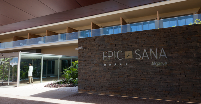 Epic Sana Algarve Hotel Algarve Golf Holidays