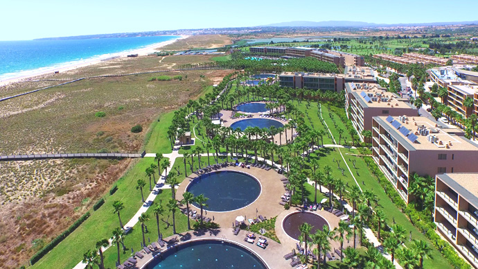 NAU Salgados Dunas Suites - 3 Nights BB & 2 Days Unlimited Golf