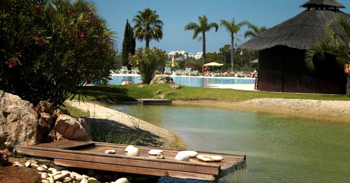 Yellow Alvor Garden - 5 Nights All Inclusive & 3 Golf Rounds