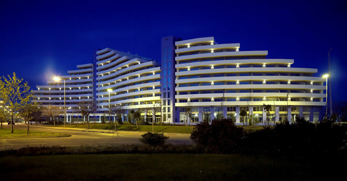 Oceano atlantico apartamentos turisticos in algarve hotels - Apartamentos oceano atlantico portimao ...