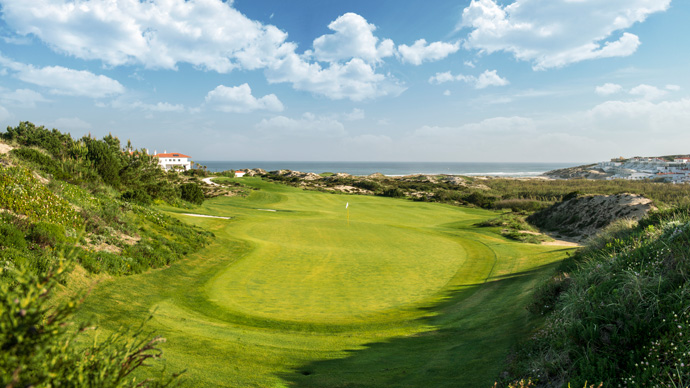 Portugal Golf Praia Del Rey Golf Course Two Teetimes