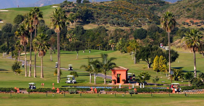 Spain Golf Courses Santa Clara Marbella Teetimes