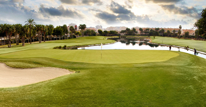 Spain Golf Courses Alicante Teetimes
