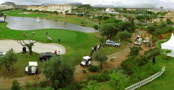 Portugal Golf Alicante Golf Course Two Teetimes