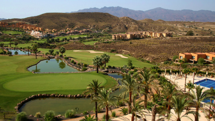 Spain Golf Courses Valle del Este Teetimes