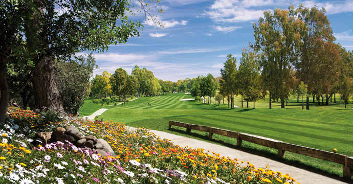 Spain Golf Courses Atalaya Golf Old Course Teetimes