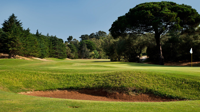 Portugal Golf Estoril Golf Course Three Teetimes