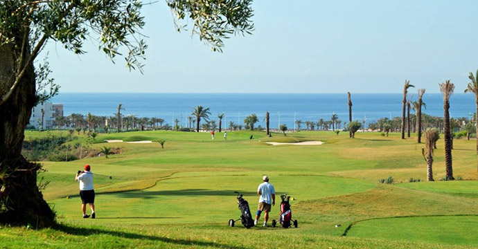 Spain Golf Courses Alboran Golf Teetimes