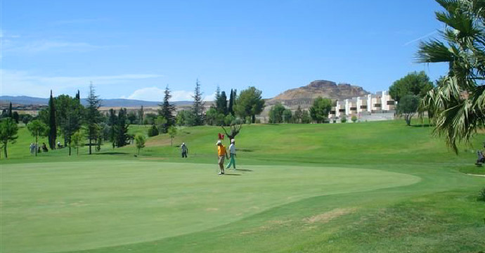 Spain Golf Courses | Granada  Club - Photo 4 Teetimes