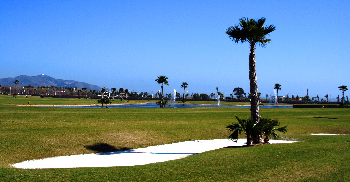 Spain Golf Courses Los Moriscos Golf Club Teetimes