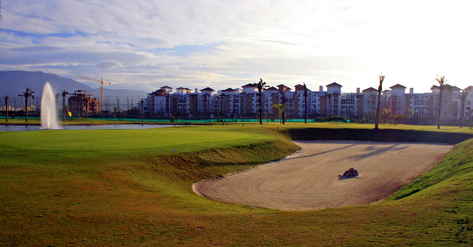 Spain Golf Courses | Los Moriscos  Club - Photo 7 Teetimes