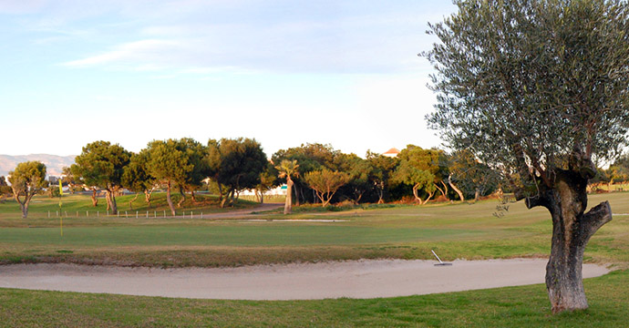 Spain Golf Courses Club de Golf Playa Serena Teetimes