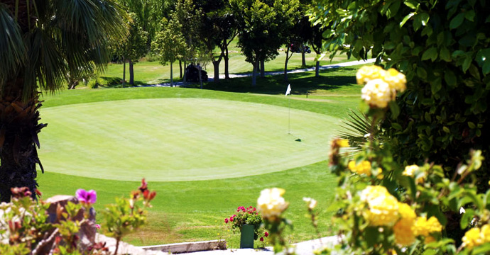 Spain Golf Courses La Envia Golf Country Club Teetimes