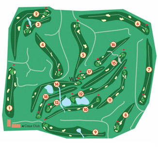 Course Map