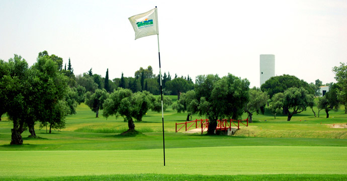 Spain Golf Courses   SanctiPetri Campano - Photo 5 Teetimes