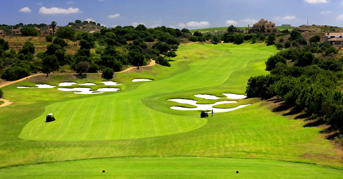 Spain Golf Courses Montecastillo Teetimes