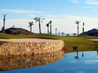 Aguilon Golf course - Green Fees