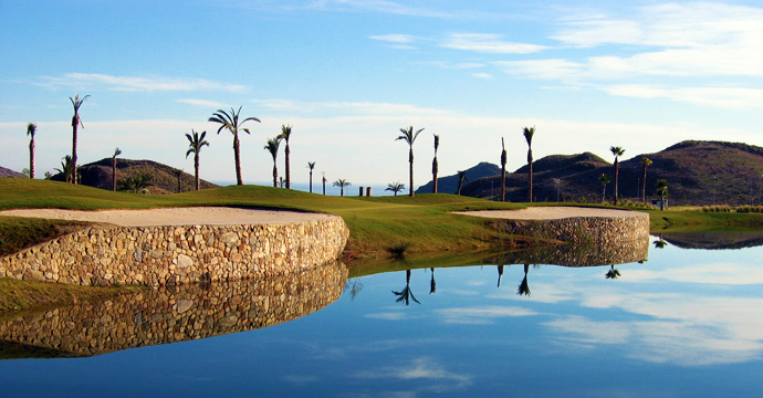 Spain Golf Courses Aguilon Golf course Teetimes