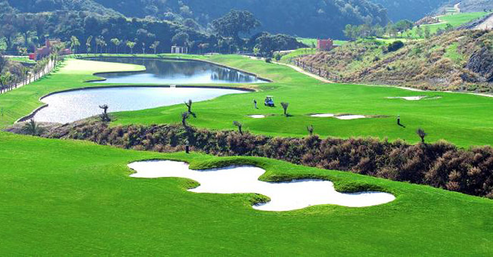 Spain Golf Courses Alferini Golf Club Teetimes