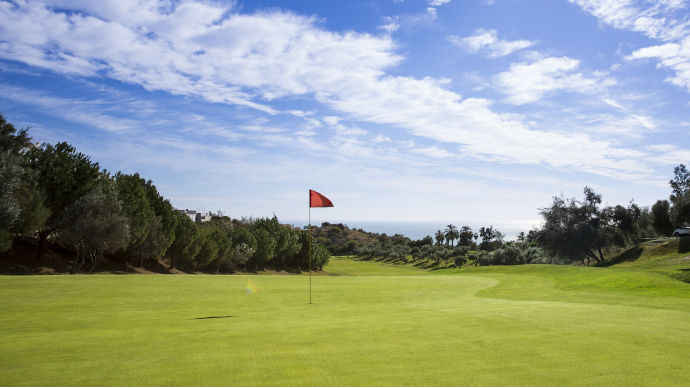 Spain Golf Courses Añoreta Golf course Teetimes