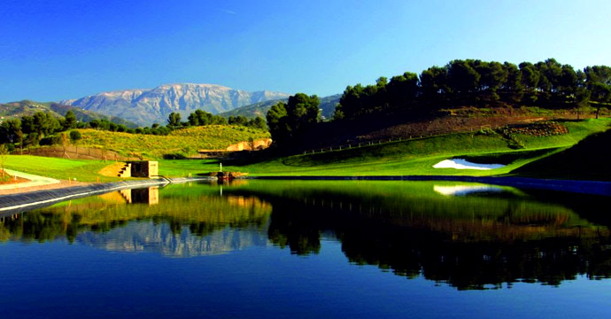Spain Golf Courses Baviera Golf course Teetimes