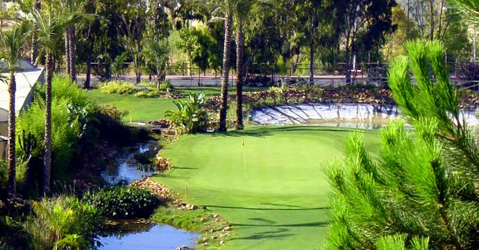 Portugal Golf Benalmadena Golf Course Three Teetimes