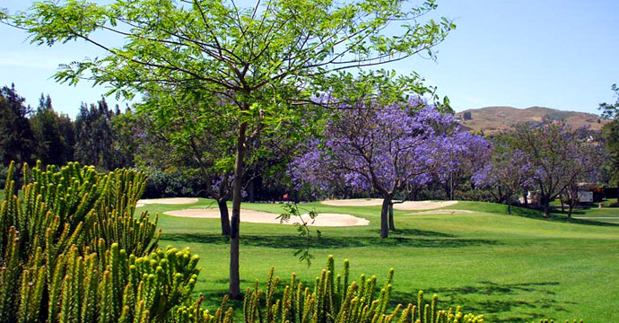 Spain Golf Courses Mijas International Los Lagos Teetimes