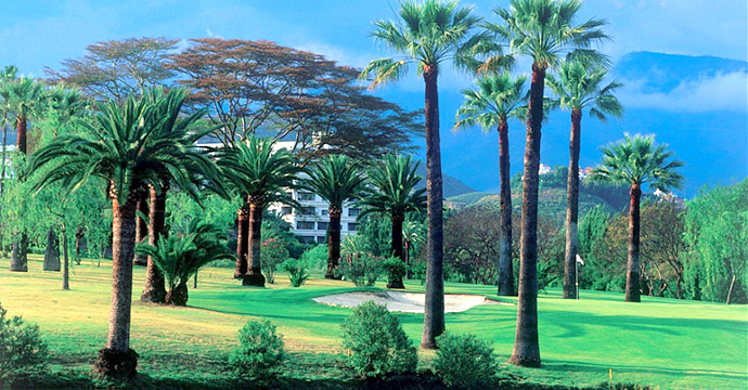 Spain Golf Courses Real Club de Golf Las Brisas Teetimes