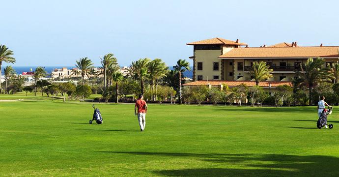 Portugal Golf Fuerteventura Golf Course Two Teetimes