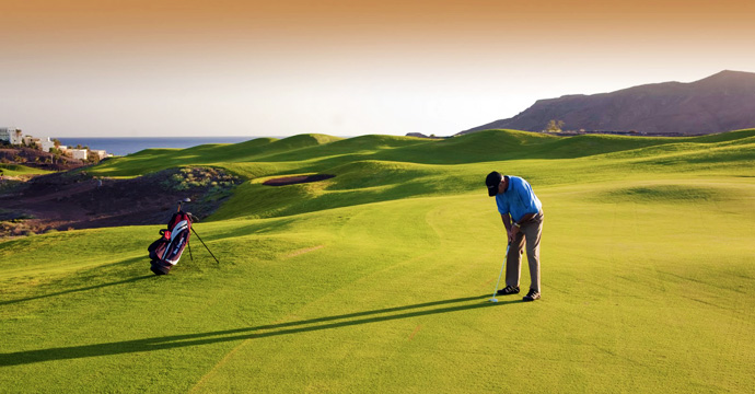 Spain Golf Courses Las Playitas Teetimes