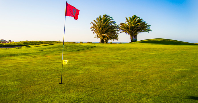 Spain Golf Courses Las Salinas de Antigua Teetimes
