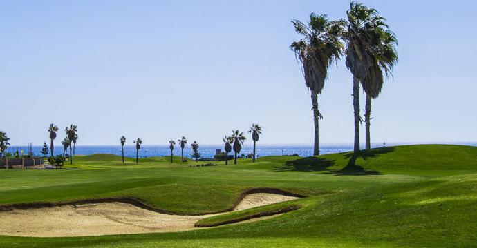 Portugal Golf Las Salinas de Antigua Golf Course One Teetimes