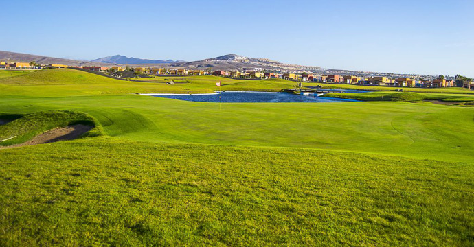 Portugal Golf Las Salinas de Antigua Golf Course Three Teetimes