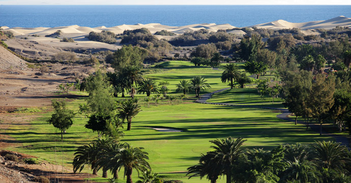 Portugal Golf Maspalomas Golf Pack 4x Rounds Teetimes