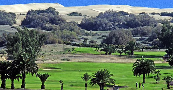 Spain Golf Courses | Maspalomas   - Photo 19 Teetimes