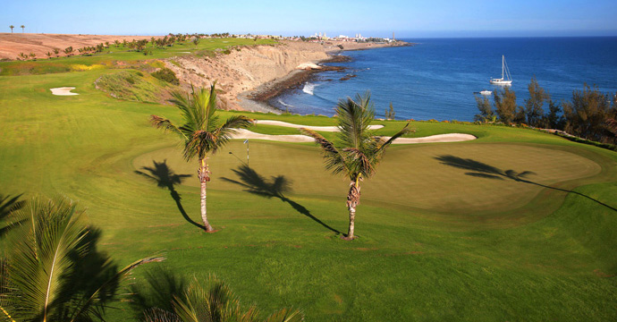 Spain Golf Courses | Meloneras   - Photo 1 Teetimes