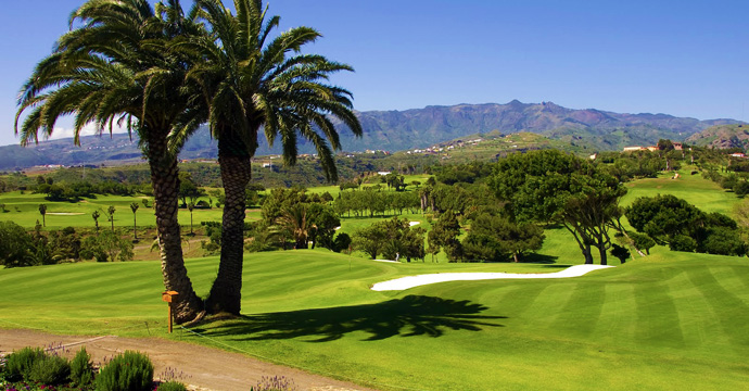 Spain Golf Courses Real Club de Golf las Palmas Teetimes