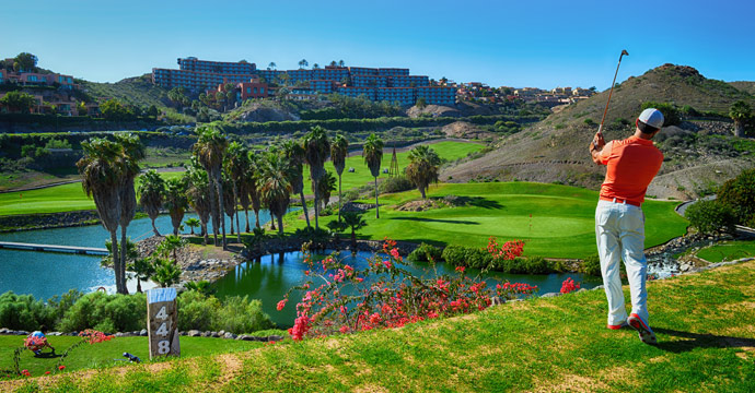 Portugal Golf Salobre North and South Package Three Teetimes