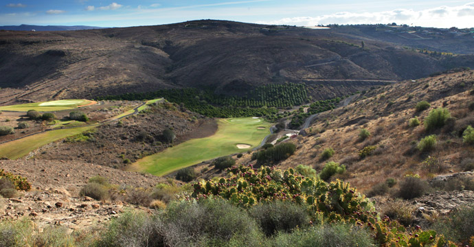 Portugal Golf Salobre & New North Golf Course Three Teetimes