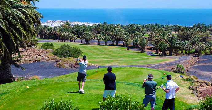 Portugal Golf Costa Teguise Golf Course Three Teetimes