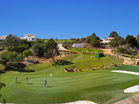 Santo Antonio Golf  breaks