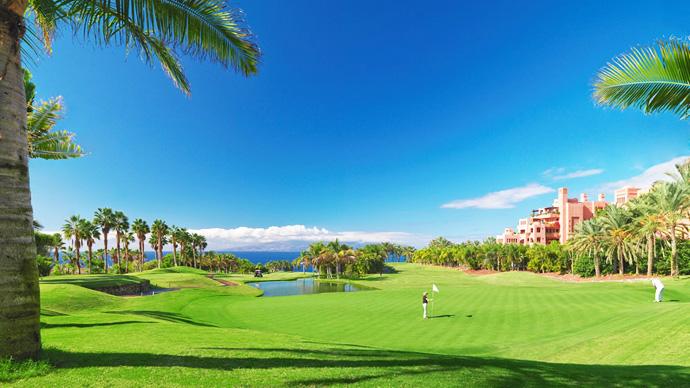 Portugal Golf Abama Golf Course One Teetimes