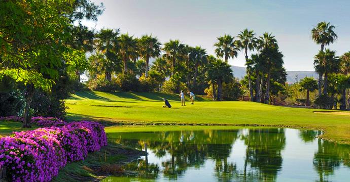 Portugal Golf Las Américas Golf Course Two Teetimes