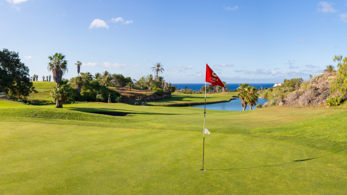 Spain Golf Courses Golf del Sur Teetimes